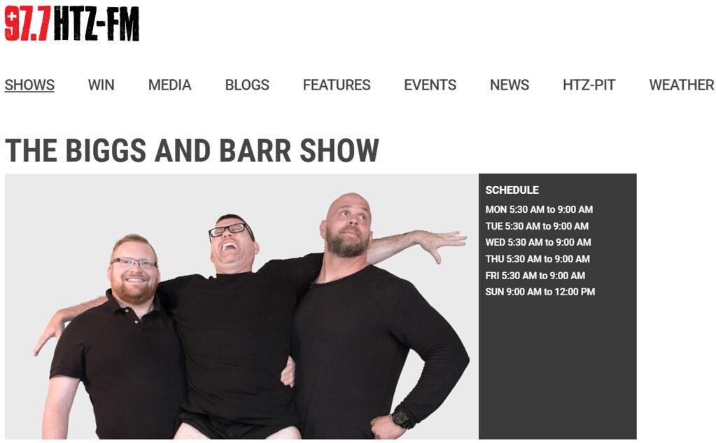 Biggs and Barr Leave GTA for Ottawa Radio | Toronto Mike's Blog