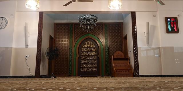I'm at Masjid Al-Shaikh Mohammed Jameel! https://4sq.com/2DUzRO5