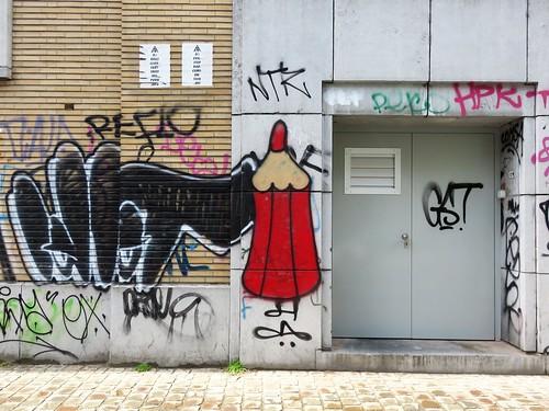 Idiot / Les Crayons / Bruxelles - 27 avr 2019