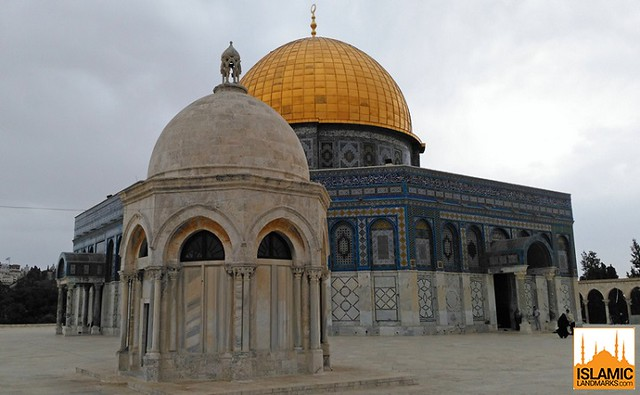 5131 12 historical landmarks inside Masjid al Aqsa 12