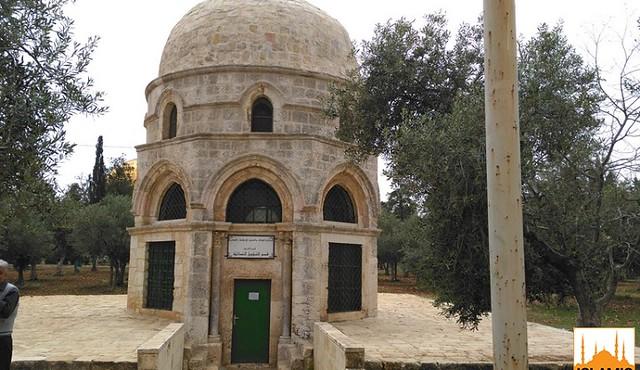 5131 12 historical landmarks inside Masjid al Aqsa 11