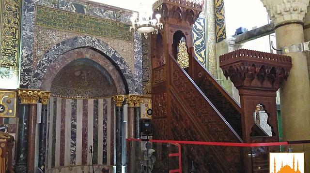 5131 12 historical landmarks inside Masjid al Aqsa 04