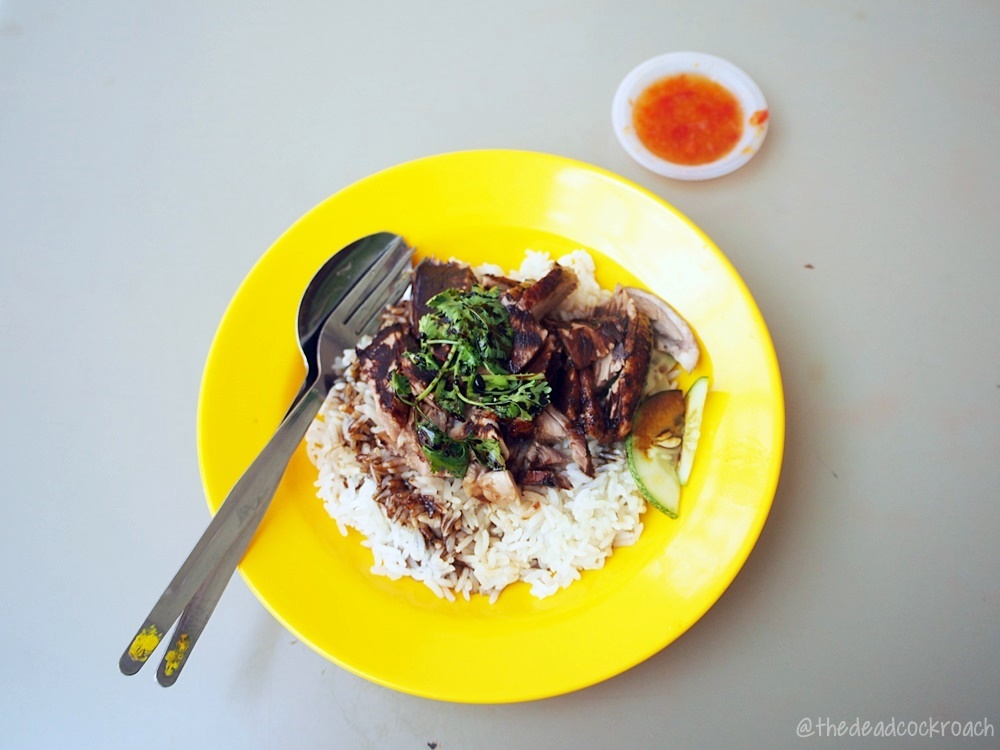braised duck, commonwealth crescent market & food centre, duck rice, food, food review, review, singapore, 卤鸭, 牛車水, 牛車水阿婆鹵鴨, 牛车水, 牛车水阿婆卤鸭, 鹵鴨,