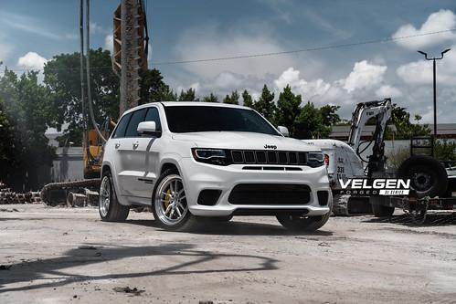 Jeep Trackhawk Velgen Forged Sl Series Sl 10 22 Flickr