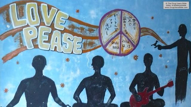 Love Please [Beatles Ashram, Rishikesh]
