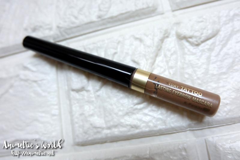 K-Palette Lasting Eyebrow Mascara