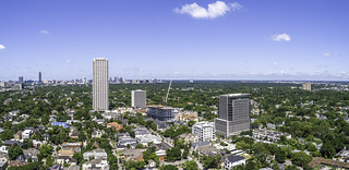River Oaks-Houston Skyline-ROBB-Mabry Campbell | by Mabry Campbell