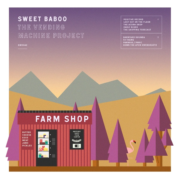 Sweet Baboo - The Vending Machine