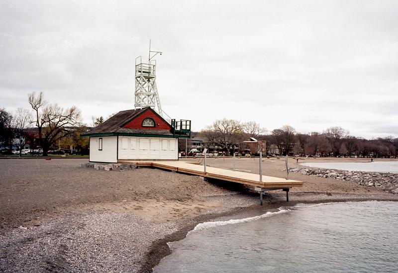 Leuty St. Lifeguard Station April 2019_