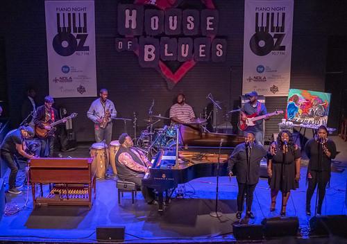 Craig Adams at Piano Night - April 29, 2019. Photo by Marc PoKempner.
