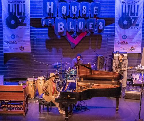 Jesse McBride  at Piano Night - April 29, 2019. Photo by Marc PoKempner.