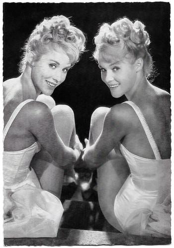 Alice & Ellen Kessler