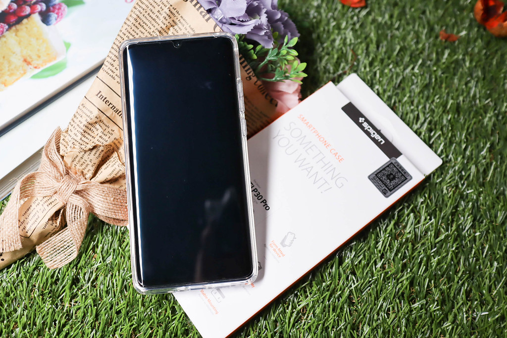 Spigen Huawei P30 Pro 軍規防摔保護殼 (45)