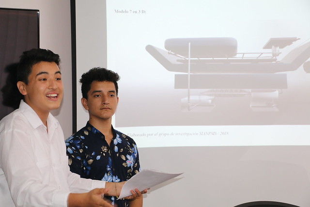 Estudiantes del Programa Ondas viajarán a Estados Unidos