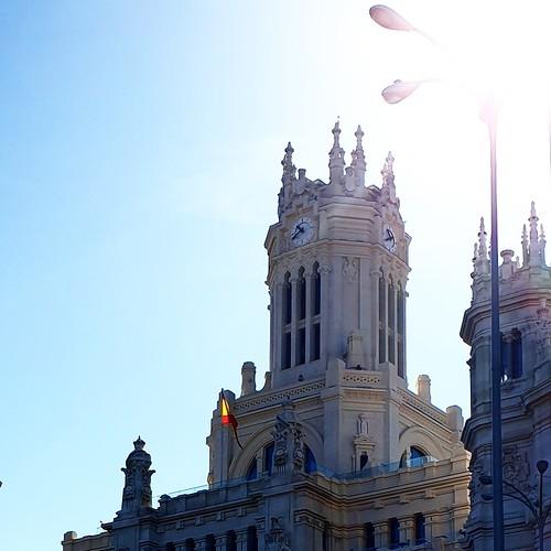Madrid: palacio de Cibeles