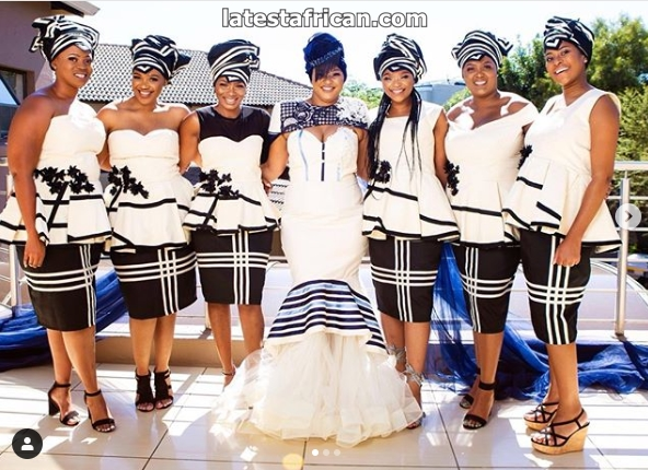 Traditional Xhosa Dresses Wedding 2019