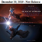 The Art of The Rise of Skywalker