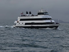 Alcatraz Cruises Sister Boat SR600774