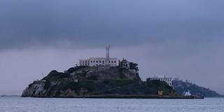 Grey Approach to Alcatraz SR600775
