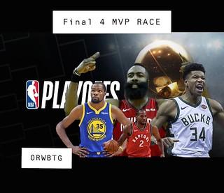 Final 4 MVP Race #Open081   by raresonance