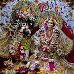 ISKCON Vrindavan Deity Darshan 01 May 2019