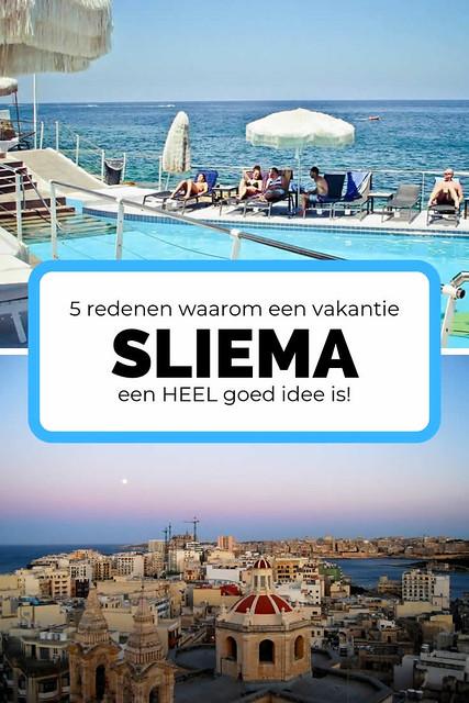 5 redenen waarom een vakantie Sliema een goed idee is | Malta & Gozo