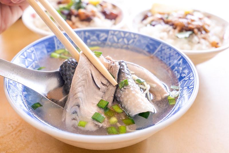 Milkfish Soup Taiwan