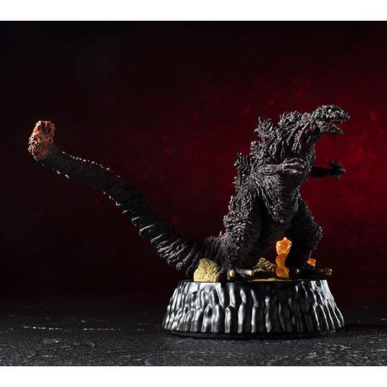 GASHAPON 嶄新「HGD+系列」 第一彈公開《哥吉拉2:怪獸之王》!ゴジラ HG D+ゴジラ01