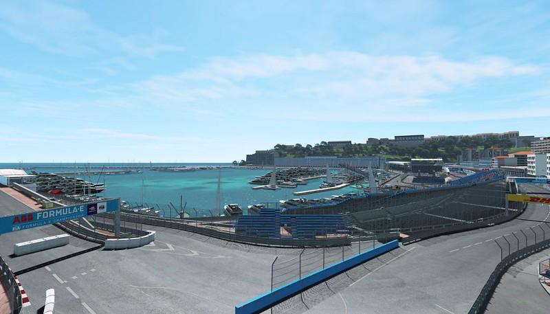 rFactor 2 Monaco