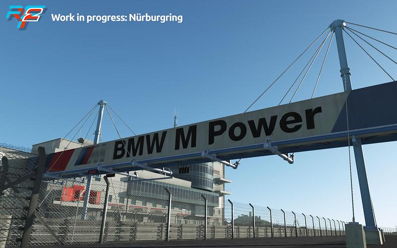 rFactor 2 Nürburgring