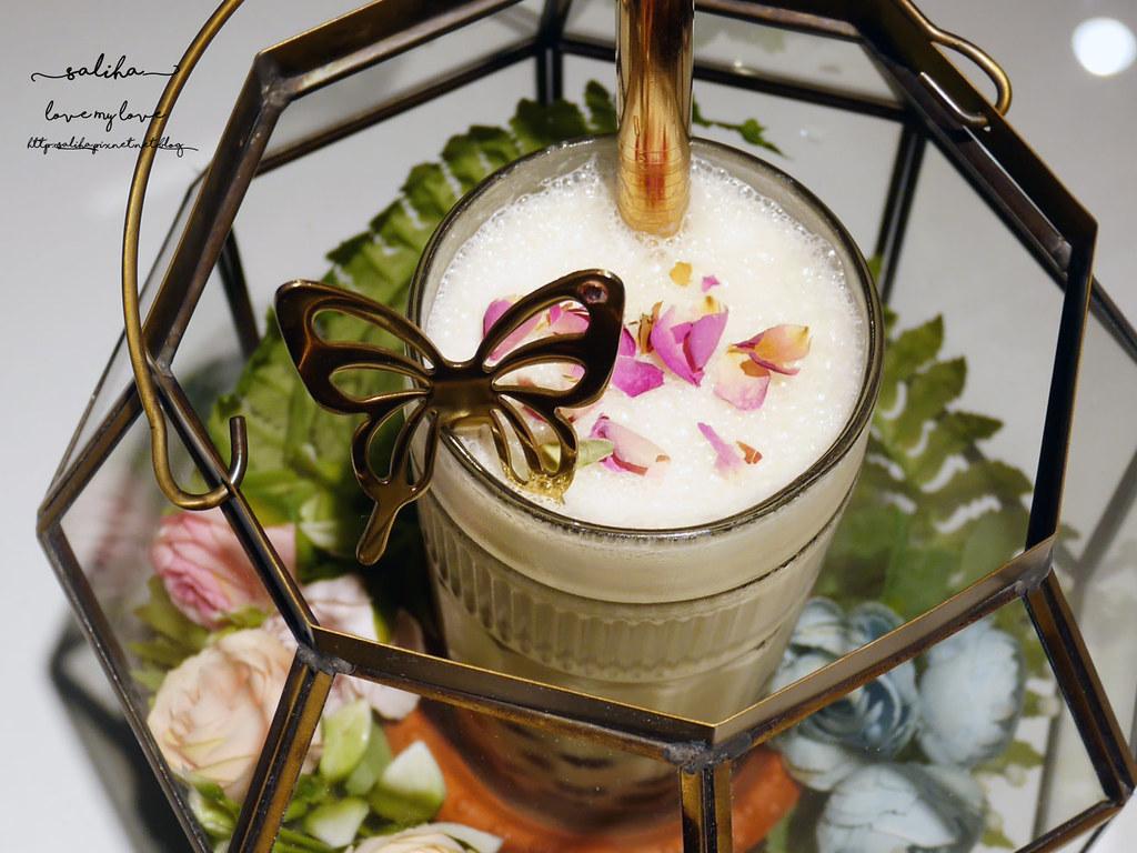 桃園統領百貨餐廳美食推薦BG德國農莊TeaBar夢幻飲料下午茶網美必拍打卡 (3)