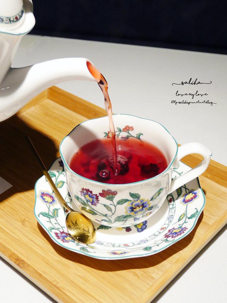 桃園統領百貨餐廳美食推薦BG德國農莊TeaBar下午茶果茶 (2)
