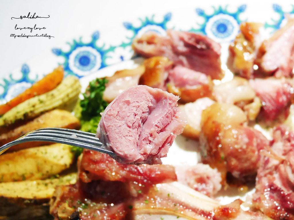 桃園火車站附近美食推薦BG德國農莊TeaBar好吃德國豬腳排餐約會餐廳 (4)