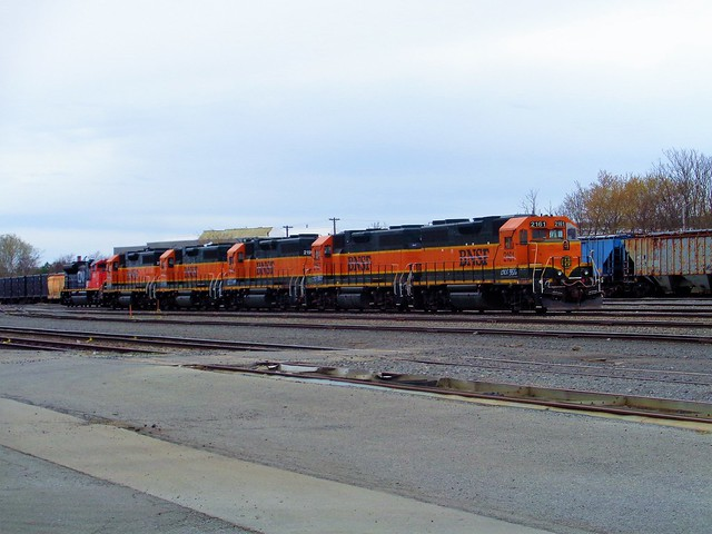 CSXT Rochester Yard - Rochester, NY