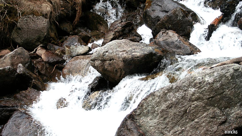 Cascada de La Ratera, Parque Nacional Aigüestortes.