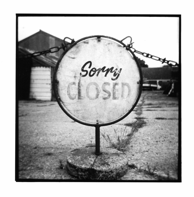 Closed - Norfolk 2016