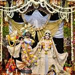 Hare Krishna Temple Ahmedabad Deity Darshan 07 May 2019