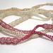 La Boutique Extraordinaire - Diana Brennan - Colliers fil de métal et perles de verre - 70 €