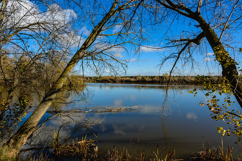 Desembocadura del Río Pisuerga