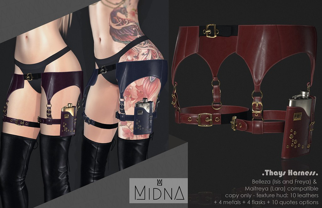 Midna – Thays Harness