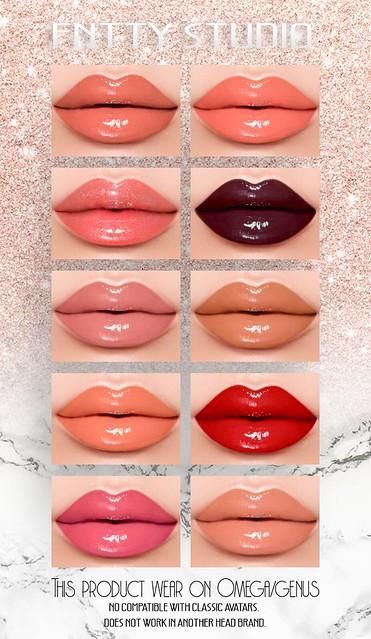 💄FNTTY STUDIO💄 Kylie Lipstick to Genus girl's