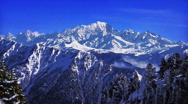 FRANCE - Alps - Mont-Blanc  (Alt. 4810 m)