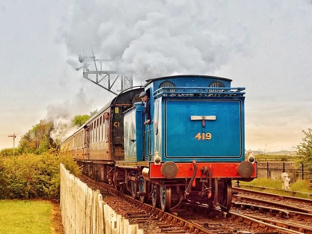 Steam Nostalgia @ Bo'ness Railway