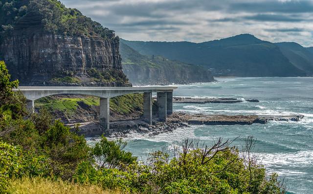 Seacliffe Bridge Pano