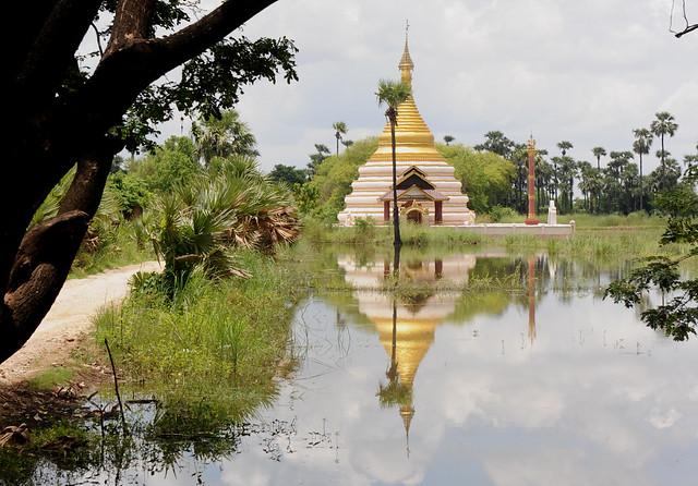 Ava, Myanmar (Birmania) D700 1290