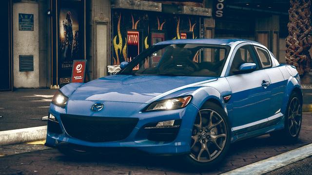 RX-8 | GTA V