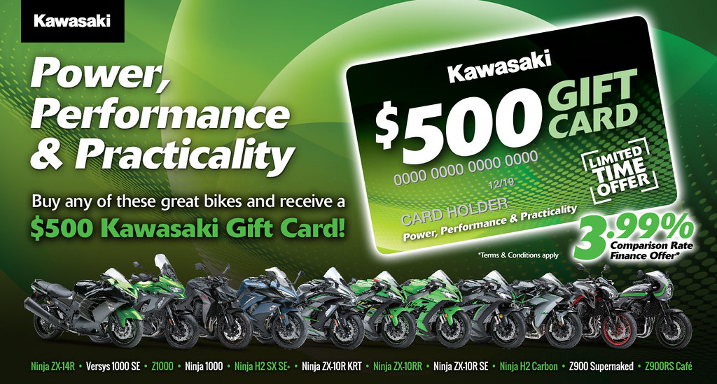 $500 Gift Card Promotion