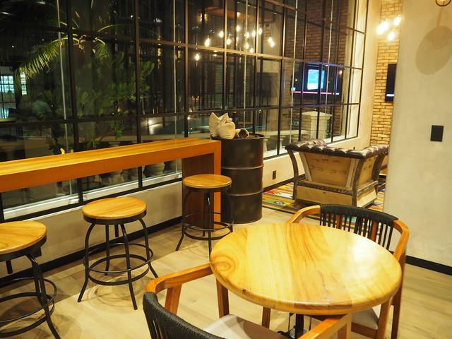 P1201904 ハイアットジラーラカンクンホテル Casa del Cafe(カサ・デル・カフェ) cancun hotel ひめごと