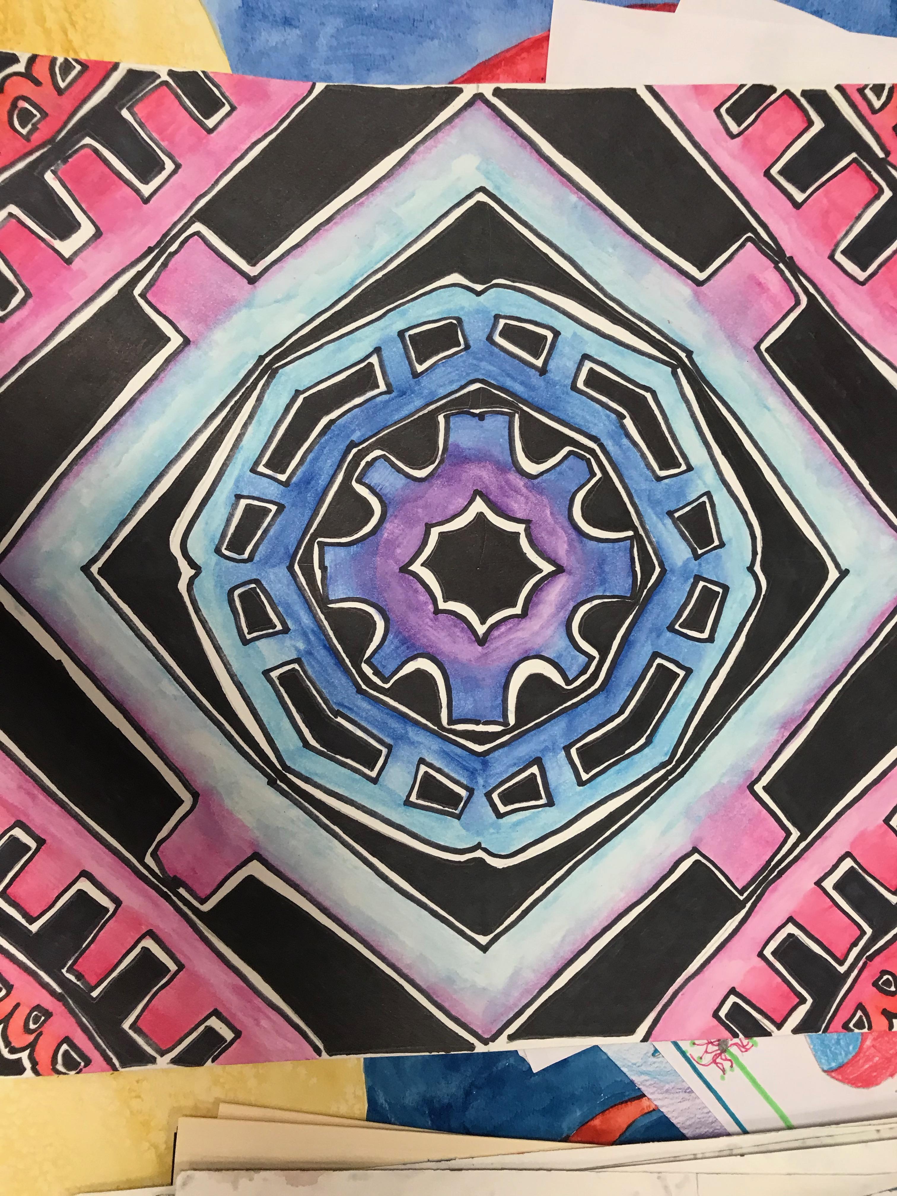 Art 1 Kaleidoscope Name