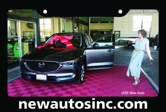 2019 Mazda CX-5 Grand Touring Premium
